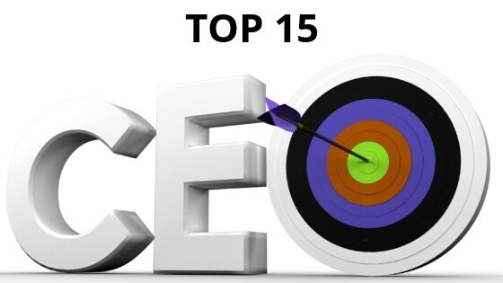 Top 15 CEOs of all time